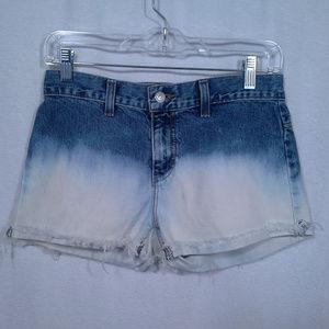 Gap womens shorts Size 2 Medium blue gradient